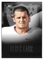 2014 Derek Carr Panini Prestige Rookie - Oakland Raiders - $1.89