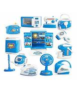 PANDA SUPERSTORE Set of 12 Mini Edition Lovely Home Appliances Model Toy... - $71.29