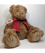 Boyds Bears Howard McBeansley Plush Teddy RARE QVC Exclusive Chenille Be... - $199.00