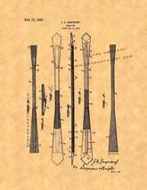 Necktie Patent Print - $7.95+