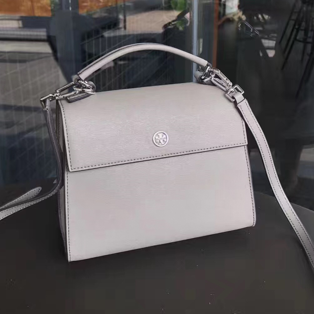 c186d5c0f7f9 Tory Burch Parker Small Satchel and 50 similar items. Img 0031