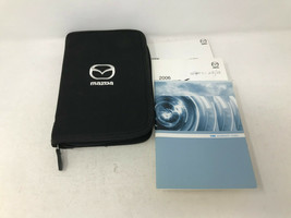 2008 Mazda 6 Owners Manual Handbook Set with Case OEM Z0A0246 - $19.79