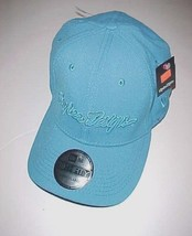 Troy Lee Designs Embroidered Adult Unisex Blue Cap Hat Large / Extra Large New - $29.69