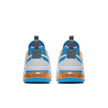 Nike Air Max 270 Futura White Blue Total Orange AO1569-100 Mens Shoes image 4
