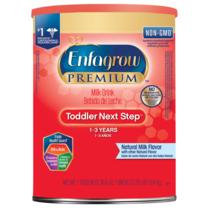 Enfagrow Premium Non-GMO Toddler Next Step Formula Stage 336.6 oz - $35.29