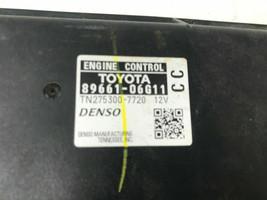 2008-2009 Toyota Camry 2.4L AT Engine Control Module ECU B2E001 - $37.12