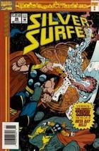 Silver Surfer #86 Newsstand Cover (1987-1998) Marvel Comics - $2.99
