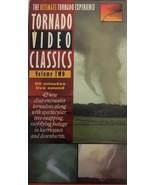Ultimate Tornado Erfahrung Volume 2 ( VHS ] Tested-Rare Vintage-Ship N 24 Hours - $25.16