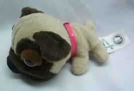 "Artlist The Dog Mini Pug 3"" Plush Stuffed Animal Toy Mcdonald's - $14.85"