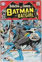 Detective Comics Comic Book #389, DC Comics 1969 FINE+ - $25.07