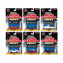 2017 Mint Release 2 Set B Set of 6 Cars 1/64 Diecast Model Cars by Racin... - $65.39