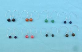 Trapped bead earrings etsy thumb200