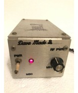 Dave Made M80 2 Pill CB/Ham Amplifier Powers On Untested - $445.50