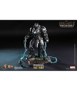 Hot Toys Movie Masterpiece 1/6 Scale Figure Iron Man II 2 Whiplash Mark II - $593.01