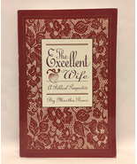 SC book The Excellent Wife A Biblical Perspective by Martha Peace - $3.00