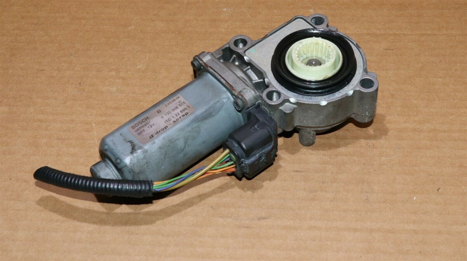 06-09 LandRover Discovery LR3 Transfer Case 4WD 4x4 Shift Actuator Motor