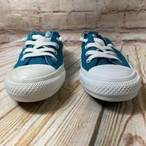 Converse Chuck Taylor All Star Teal Blue Shoreline Elastic Back Size 7 S... - $28.49