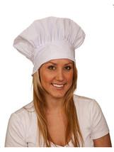 Forum Novelties Men's Novelty Chef Hat, White, Standard - $31.19
