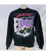 Vintage Arctic Cat Sweatshirt Snowmobile Neon Ski 90s Snowboard Winter A... - $38.99