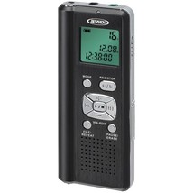 JENSEN(R) DR-115 4GB Digital Voice Recorder with microSD(TM) Card Slot - $58.59