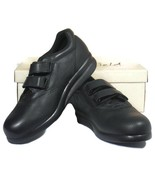 Canfield By P.W. MINOR Leisure Double Strap Black ORTHOPEDIC 9.5 W  NIB - $118.79