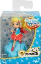 DC Super Hero Girls Mini SUPERGIRL Mini Figurine NEW!! - $5.28