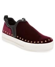 Ash Jessica Stud Velvet Sneaker Size EU 40 M - $54.00
