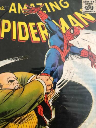 The Amazing Spider-Man #60 (May 1968, Marvel)