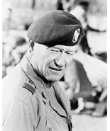 John Wayne In The Green Berets 16X20 Canvas Giclee - $69.99