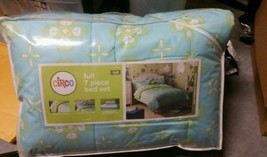 Circo Aqua Medallion 7 Piece Full Size Bedding Set - $57.00