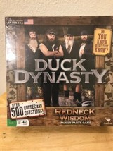 Duck Dynasty Redneck Wisdom Family Party Game - Over 500 Quotes & Questions - $37.53