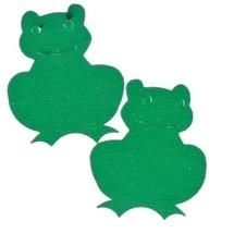 Confetti Frog Green - As low as $1.81 per 1/2 oz. FREE SHIP - $3.95+