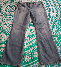 Silver Jeans Mitsu Medium Wash Distressed Jeans Women's Size 31x30 - $18.49