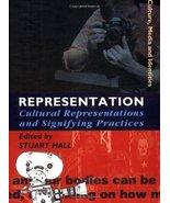 Representation: Cultural Representations and Signifying Practices (Cultu... - $5.18