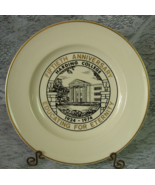 HARDING COLLEGE 50th Anniversary Plate 1924-1974 Educating for Eternity - $8.00