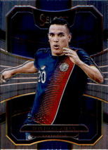 David Guzman 2017-18 Panini Select Soccer Card #56 - $0.99