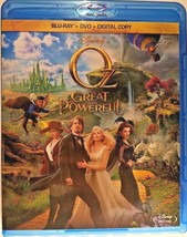 Disney Oz the Great and Powerful [Blu-ray + DVD]