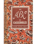The ABC of Casseroles [Hardcover] Peter Pauper Press - $1.98