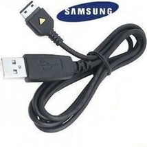 New 4 FT OEM Samsung APCBS10UBE S20 Pin USB Charger Data Sync Cable - $12.61
