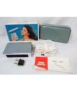 Vintage Celebrity 750130 International Hair Blow Dryer Dual Voltage & Plug  - $19.79