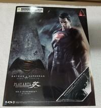 Square Enix Play Arts Kai Batman Vs Superman Dawn Of Justice - $150.00