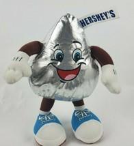 """Hersheys Kisses 12"""" Plush Kiss Posable Arms Legs Hershey Park Petting Zoo - $16.93"""