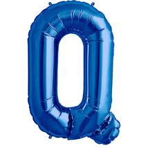 Northstar 34 Inch Letter Balloon Q Blue - $12.39