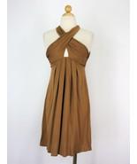 Dress Cocktail Dress Diane Von Furstenberg Silk Jersey Crisscross Dress ... - $53.46