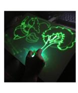 Draw With Light Fun Magic Drawing Pad Developing Educational Board Kids - $14.90+