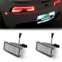 10-11-12-13 Chevy Camaro White LED Rear License Plate Light Bulb Lens La... - $17.95