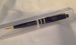 3 TRUMP PENS WHITE HOUSE DONALD SIGNATURE  BLUE GOLD BALLPOINT MAGA = Th... - $30.48