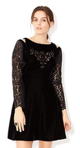 MONSOON Clary Velvet Dress Size UK 14 BNWT - $83.42