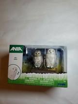 New Tomy Ania Animal Pack Barn & Snow Owl (Usa Ships Free) - $13.75