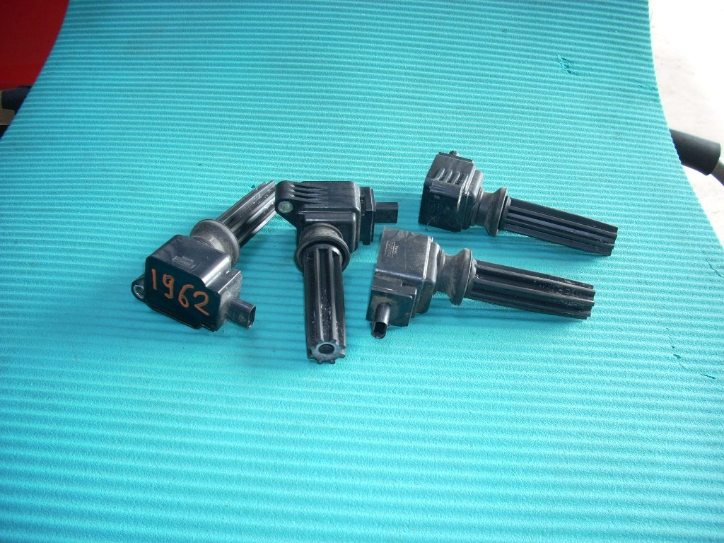 2013 2014 2015 2016 FORD FOCUS LOT OF 4 IGNITION COILS